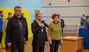 Михаил Романов принял участие в открытии Чемпионата Санкт-Петербурга по пауэрлифтингу среди инвалидов