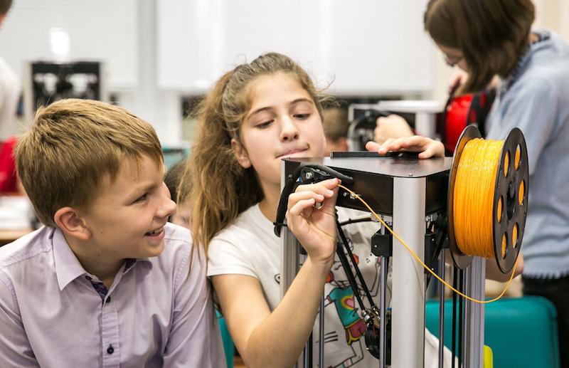 Об идеях москвичей в рамках проекта «Навыки будущего» рассказала Наталья Сергунина