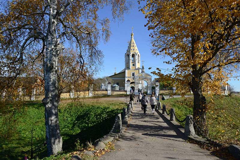Часовня речников на Волге станет частью архитектурного комплекса в Тверской области