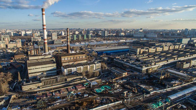 Столица привлечет в реорганизацию промзон частное финансирование общим объемом до 7 триллионов рублей
