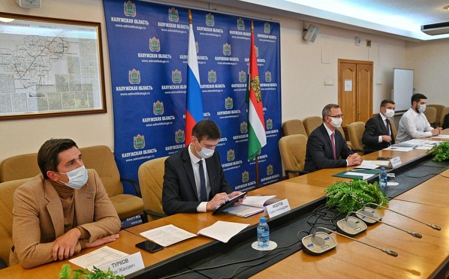 Заместитель Председателя Правительства России Юрий Трутнев поддержал намерение создать в Кондрово ТОСЭР