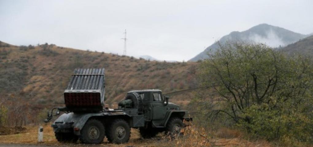 В Кремле состоялись переговоры по Нагорному Карабаху лидеров России, Азербайджана и Армении