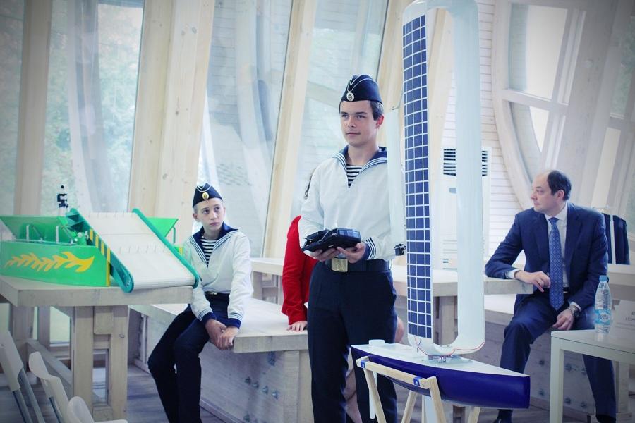 Юные изобретатели создают будущее