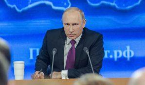 Путин принял отставку главы Северной Осетии Битарова