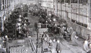 Продукция асбестовой индустрии активно применялась в годы Великой Отечественной войны
