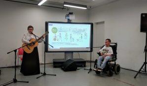 Люди с инвалидностью со всей России доказали, что у творчества нет границ!
