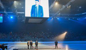 Открытие нового Дворца спорта в Калуге — прекрасное начало учебного года и замечательный праздник