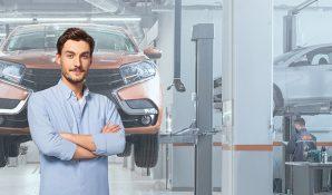 Узнай о выгодных условиях обслуживания авто в Lada Парнас